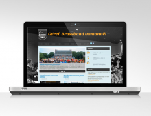 Brassband Website